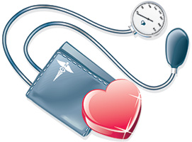 Blood pressure and blood lipid control